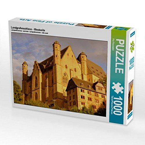 Landgrafenschloss - Westseite 1000 Teile Puzzle quer