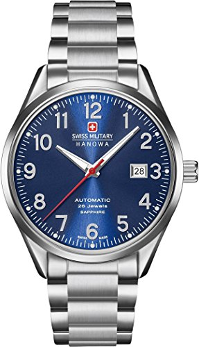 SWISS MILITARY-HANOWA Herren-Armbanduhr 05-5287.04.003