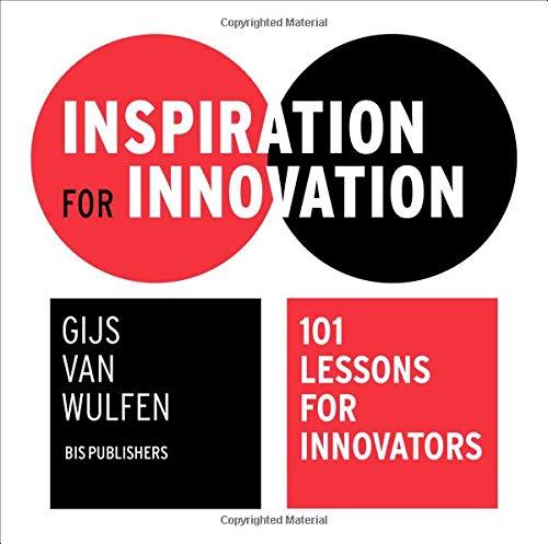 Inspiration for innovation par Gijs van Wulfen