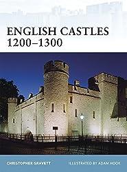English Castles 1200-1300 (Fortress) by Christopher Gravett (2009-07-21)