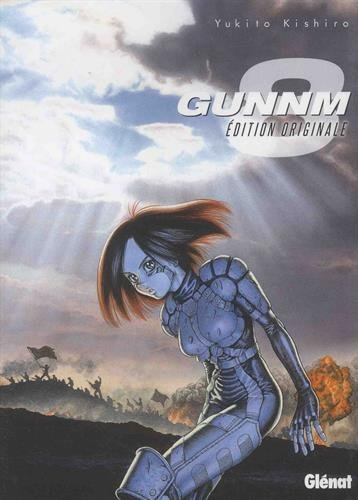 Gunnm - Edition originale, Tome 8 :