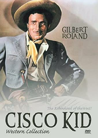 Cavalier Noir Dvd - Cisco Kid Western Collection [Import USA Zone