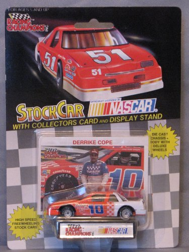 1991-nascar-racing-champions-richard-petty-43-stp-1-64-diecast-includes-collectors-card-and-display-