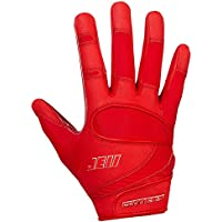 Cutters Guanti Football JE11 Signature Series (Julian Edelman) - Red - small