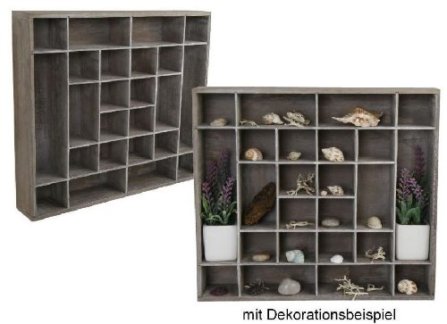 Wooden Display Case Collector Wo...