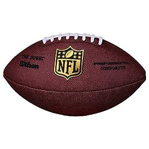 Wilson Football NFL Game Ball The Duke Replica