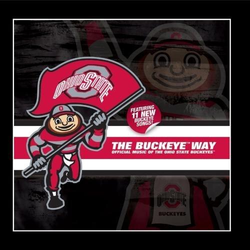 The Buckeye Way by Ohio State Buckeyes (2010-11-16) (Ohio State Buckeyes-cd)