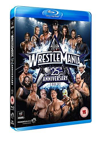 Wrestlemania 25 [Edizione: Regno Unito]