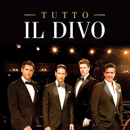 Tutto il divo de il divo en amazon music for Il divo mp3 download