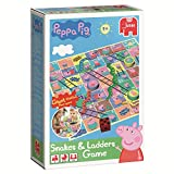 Picture Of Peppa Pig Giant Snakes and Ladders Game