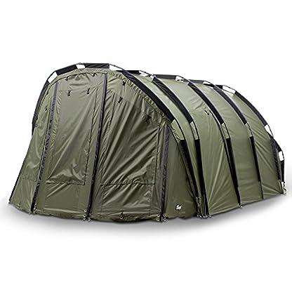 Lucx® 'Bigfoot' Bivvy XXL 2-6 Person Fishing Camping Carp Tent