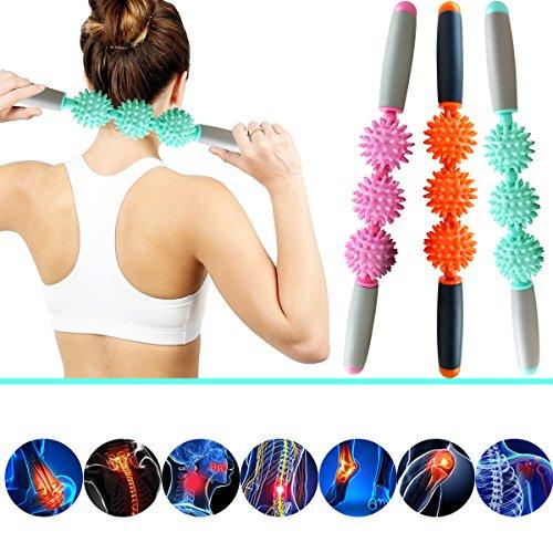 1 Stücke Tragbare Fitness Bein Muskeln Komplette Hautpflege übungen Müde Release Fuß Massage Ball Körper Entspannen Ball 100% Original Schönheit & Gesundheit