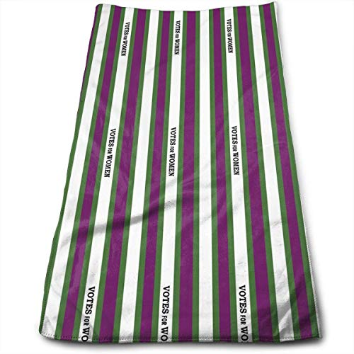 BAOQIN Long-Lasting Quality,Quickly Absorbs Moisture Stylish Handtuch Votes for Women Green and Purple 100% Cotton Handtuchs Ultra Soft & Absorbent Bathroom Handtuchs - Great Shower Handtuchs, Hotel -