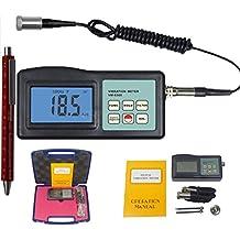 teren-vm-6360Medidor de vibración Vibrometer Calibre de pruebas de vibración para maquinaria 0,01~ 400mm/S