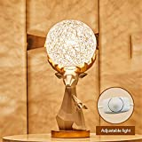 Best At-A-Glance Dining Tables - Creative Wedding Gift Table Lamp Decoration Bedroom Utility Review