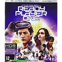 Ready Player One - 4K Ultra HD - Blu-ray