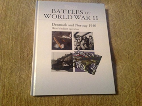 OSPREY'S BATTLES OF WORLD WAR II Battle of Britain 1940