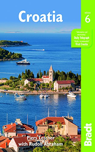 Croatia (Bradt Travel Guides)