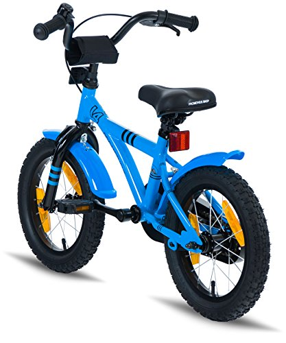 PROMETHEUS BICYCLES® BLUE HAWK Kinderfahrrad 12 in Blau