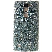 "LG G4c Funda, SsHhUu Ultra Slim Suave TPU Flexible Durable Gel Silicona Protector Rear Skin Painting Art Carcasa Tapa Case Cover para LG G4c H525N / LG G4 mini (5.0"")"