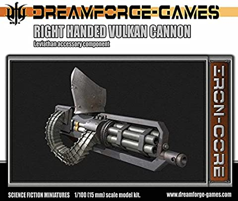 --15mm Version-- Right Handed Vulkcan Cannon
