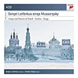 Sergei Leiferkus Sings Modest Moussorgski
