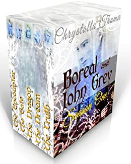 Boreal and John Grey Season 1 (English Edition) par [Thoma, Chrystalla]
