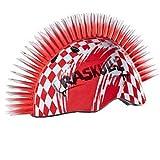 Mohican Raskullz Helmet - Red