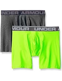 Under Armour O Series 6'' Boxerjock 2 Pk-cbh//hyg - Lot de 2 caleçons de sport - Homme