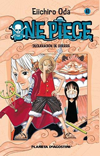 One Piece nº 41: Declaración de guerra (Manga Shonen) por Eiichiro Oda