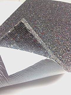 Schaumstoff Matte VS80 202x102x5 cm fest f/ür Motorradsitz D/ämmung Turnmatte Kantenschutz Schallisolierung Keilkissen Verpackung Aufprallschutz saarschaum/® Verbundschaum Schaumstoffplatte