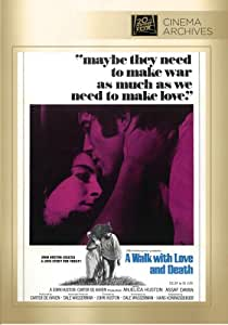 Walk With Love and Death [DVD] [1969] [Region 1] [US Import] [NTSC]