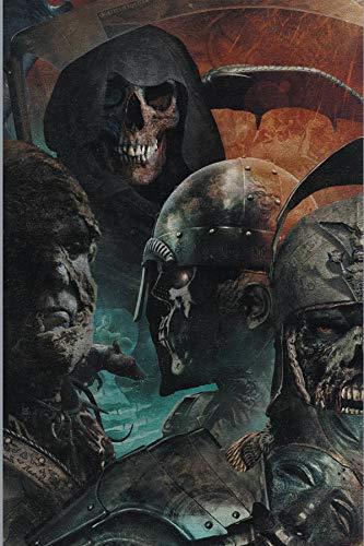 PESTILENCE VOL. 2 TPB: A Story of Satan (Pestilence Volume 1) por Frank Tieri