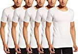 VIP Men's Cotton Vest - Pack of 5