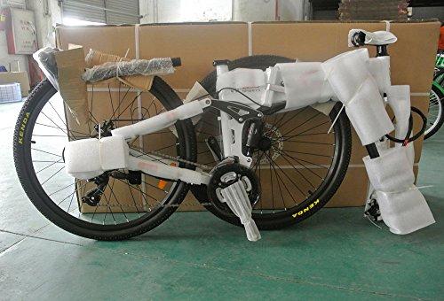 elecycle 250 w elektro fahrrad 66 cm mit shimano 21. Black Bedroom Furniture Sets. Home Design Ideas
