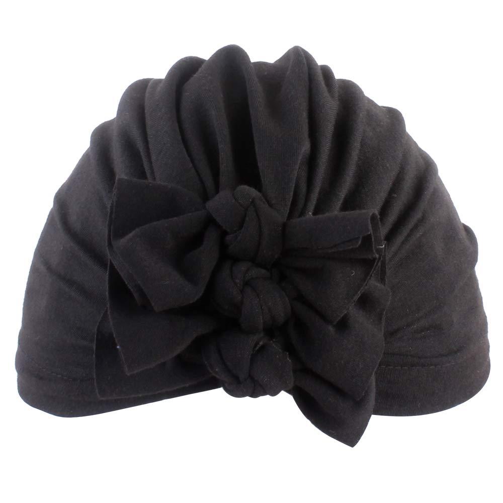 turbante con lazo Lumsinker 5 gorros para beb/és y ni/ñas