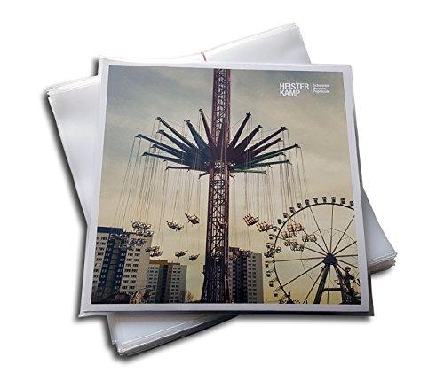 LP Schallplatten Schutzhüllen Slim Protected (100 Stück)