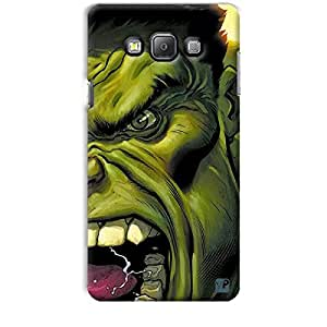 yP Angry Hulk Design Hard Back Case Cover for Samsung Galaxy On5