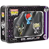 Figura Pop Mi Pequeño Pony Set 3 Mini Figuras