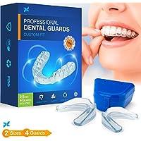 Preisvergleich für P & J Health, Zahnschutz für die Nacht, stoppt Bruxismus, kraniomandibuläre Dysfunktion und eliminiert Zähneknirschen...