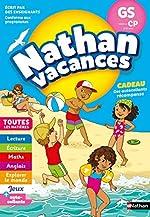 Cahier de Vacances 2019 de la GS vers le CP - Maternelle 5/6 ans de Christelle Chambon