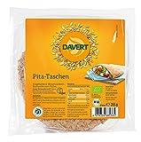 Davert Bio Pita-Taschen 4 Stueck, 6er Pack  (6 x  265 g)