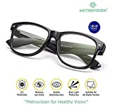 Best Computer Glasses - Metrovision Anti Blue-ray UV Protected Computer Glasses Review