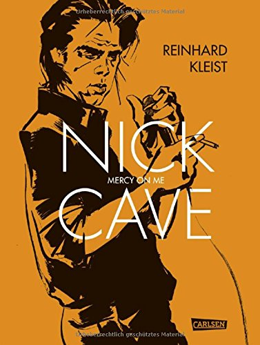 Nick Cave - Mercy On Me par Reinhard Kleist