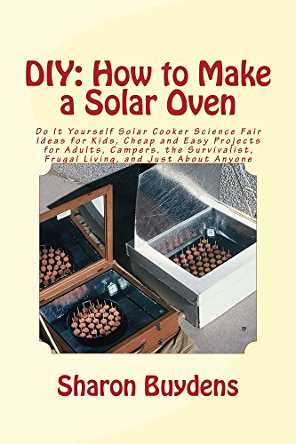Diy How To Make A Solar Oven Do It Yourself Solar Cooker