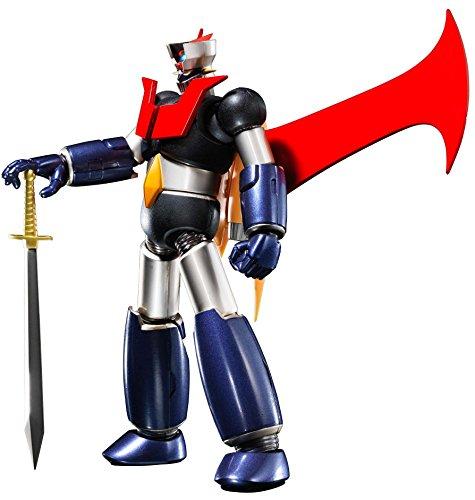 Bandai Tamashii Nations Super Robot Chogokin Kurogane Finish Mazinger Z Action Figure