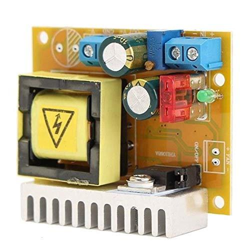 Este es un controlador de velocidad de motor DC simple y fácil de usar de rendimiento estable.    Características:       Propiedades del módulo: módulo de escalada no aislado    Tensión de entrada: de 8 a 32 V (la entrada predeterminada es de 10 a...