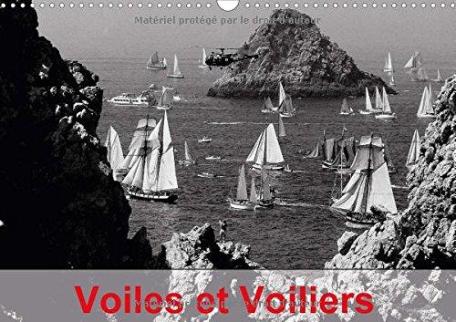 Voiles Et Voiliers 2017: Les Grands Voiliers Possedent Un Charme Irresistible Et Une Allure Fascinante. par Dominique Leroy