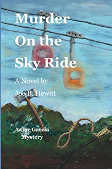 Book cover image for Murder on the Sky Ride