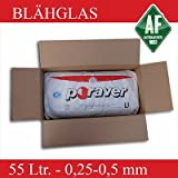 Poraver 55 Liter 0,25-0,5 mm Blähglas Dämmung Schüttung